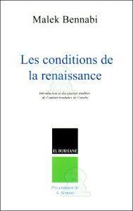 CONDITIONS BENNABI MALEK RENAISSANCE GRATUIT TÉLÉCHARGER LA PDF DE LES