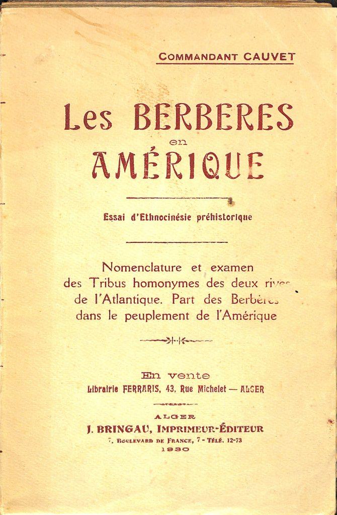 the best attitude d7060 09065 Les berbères en Amérique